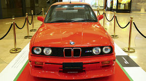 Sportbil för evolution 2 för Bmw e30 Arkivbild
