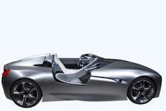 Sportbil för ny modell  Royaltyfri Fotografi