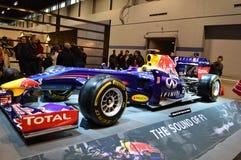 Sportbil F1 Arkivbilder