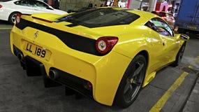 Sportbil Ferrari Arkivbild