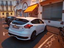 Sportbil Frankrike Arkivfoton