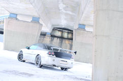 Sportbilar Royaltyfri Foto
