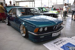 Sportbilar BMW Arkivbild