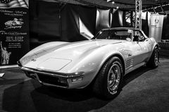 SportbilChevrolet Corvette stingrocka C3 Royaltyfri Bild