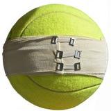 Sportblessures Royalty-vrije Stock Foto's