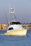 Sportboot Lizenzfreies Stockfoto
