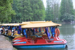Sportboot Stockbild