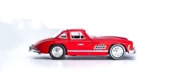 Sportcar автомобиля 1954 игрушки Benz Мерседес Стоковая Фотография