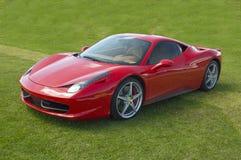 Sportcar Italië Stock Foto