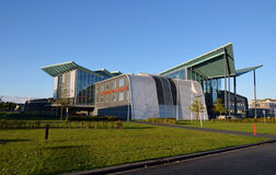 Sportcentrum του Willem Alexander Στοκ φωτογραφία με δικαίωμα ελεύθερης χρήσης