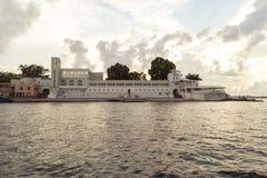 sportclub 44 van de Vloot van de Zwarte Zee van de Russische post van het Federatiewater royalty-vrije stock foto