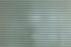 Sportello d'acciaio di alluminio del rullo del metallo Fotografia Stock Libera da Diritti