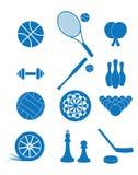 Sporten Royalty-vrije Stock Foto's