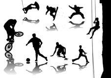 Sporten Stock Foto's