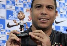 Sporten - het Voetbal van Brazilië royalty-vrije stock foto