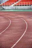 Sportenbaan Stock Afbeelding