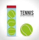 Sportenontwerp, vectorillustratie Stock Foto's