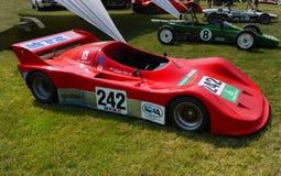 Sportenraceauto's Stock Foto's