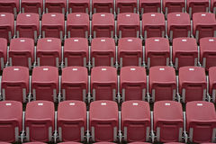 Sportereignis-leeres Stadion Stockfotografie