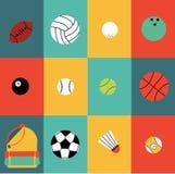 Sportfärg Royaltyfri Bild