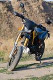 Sportfiets voor enduro Stock Foto