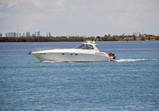 Sportfishing Boat Stock Image
