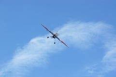 Sportflugzeug Stockbild