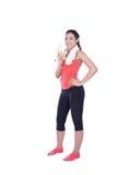 Sportfrau Stockfotos