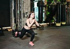 Sportfrau stockbilder