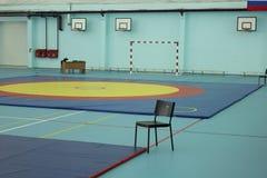 Sporthalle Stockfotografie