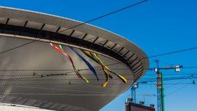 Sporthalle Spodek Lizenzfreie Stockbilder