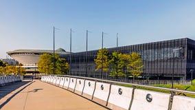 Sporthalle Spodek Lizenzfreies Stockfoto