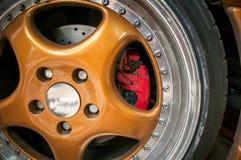 Sporthjul Royaltyfri Fotografi