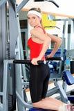 Sportieve vrouw Stock Fotografie