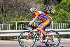 Sportif. TRATHLON Images stock