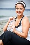 sportig kvinna fotografering för bildbyråer