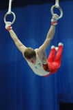 Sporting gymnastics Stock Image