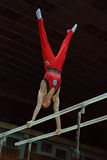 Sporting gymnastics Royalty Free Stock Images