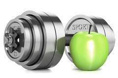 Sporting life stock illustration