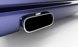 Sporting muffler Stock Photo