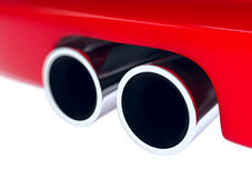 Sporting muffler Stock Photos