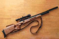 Sporting Rifle Stock Images