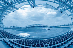 Sporting stadium Royalty Free Stock Photos