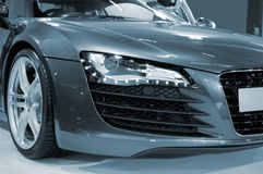 Sportive car Royalty Free Stock Image