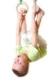 Sportive Kindheit Lizenzfreie Stockbilder