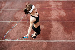 Sportive leisure Stock Photography
