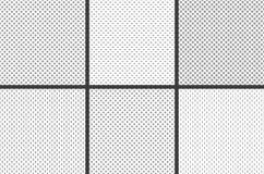 Sportjerseybeschaffenheiten Materielle Strukturbeschaffenheit der athletischen Textilmasche, Nylonsportkleidungsgitterstoff nahtl stock abbildung