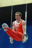 Sportliche Gymnastik Stockbilder