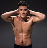 Sportlicher Mann Stockbilder