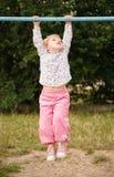 Sportliches Kind Stockfoto